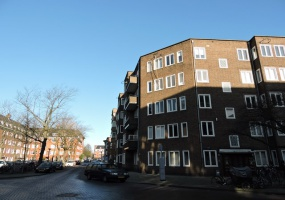 Courbetstraat 48- III, Amsterdam, Noord-Holland Nederland, 2 Bedrooms Bedrooms, ,1 BathroomBathrooms,Apartment,For Rent,Courbetstraat,3,1261