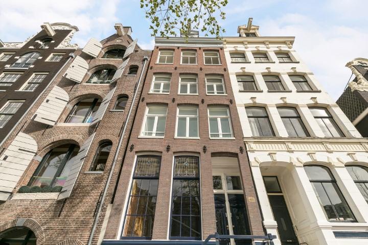 Prinsengracht 493 D, Amsterdam, Noord-Holland Nederland, 2 Slaapkamers Slaapkamers, ,1 BadkamerBadkamers,Appartement,Huur,Prinsengracht,2,1266