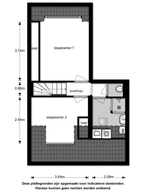 Iepenrodelaan 24-BVL, Amstelveen, Noord-Holland Nederland, 2 Bedrooms Bedrooms, ,1 BathroomBathrooms,Apartment,For Rent,Iepenrodelaan,1,1271