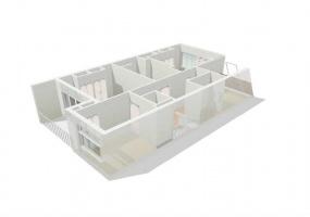 Heinzestraat 5-II, Amsterdam, Noord-Holland Netherlands, 7 Bedrooms Bedrooms, ,2 BathroomsBathrooms,Apartment,For Rent,Heinzestraat,2,1034