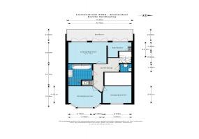 Leiduinstraat 34 huis 1058SK, Amsterdam, Noord-Holland Nederland, 3 Bedrooms Bedrooms, ,1 BathroomBathrooms,Apartment,For Rent,Leiduinstraat,1276