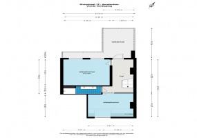 Sluisstraat 12 III, Amsterdam, Noord-Holland Netherlands, 3 Slaapkamers Slaapkamers, ,1 BadkamerBadkamers,Appartement,Huur,Sluisstraat 12 III,3,1401