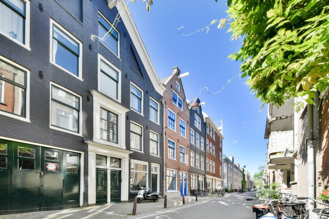 Egelantiersstraat 107 II + III 1015 PZ, Amsterdam, Noord-Holland Nederland, 3 Slaapkamers Slaapkamers, ,2 BadkamersBadkamers,Appartement,Huur,Egelantiersstraat,3,1419