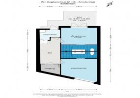 Van Eeghenstraat 61, Amsterdam, Noord-Holland Nederland, 4 Slaapkamers Slaapkamers, ,3 BadkamersBadkamers,Appartement,Huur,Van Eeghenstraat 61,1446