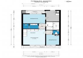 Hoofdweg 45 II 1058 AW, Amsterdam, Noord-Holland Nederland, 2 Slaapkamers Slaapkamers, ,1 BadkamerBadkamers,Appartement,Huur,Hoofdweg ,2,1454