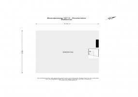 Baarsjesweg 157 III 1057 HM, Amsterdam, Noord-Holland Netherlands, 2 Slaapkamers Slaapkamers, ,1 BadkamerBadkamers,Appartement,Huur,Baarsjesweg,3,1456