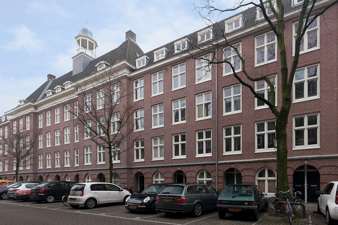Van Bossestraat 20 huis,Amsterdam,Noord-Holland Nederland,1 Slaapkamer Slaapkamers,1 BadkamerBadkamers,Appartement,Van Bossestraat,1047