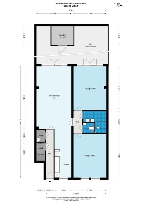 Vechtstraat 48 huis 1078 RM Amsterdam, Amsterdam, Noord-Holland Nederland, 2 Slaapkamers Slaapkamers, ,1 BadkamerBadkamers,Appartement,Huur,Vechtstraat 48 huis,1480