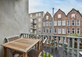 Albert Cuypstraat 136 II 1073 BJ, Amsterdam, Noord-Holland Nederland, 1 Slaapkamer Slaapkamers, ,1 BadkamerBadkamers,Appartement,Huur,Albert Cuypstraat ,2,1482