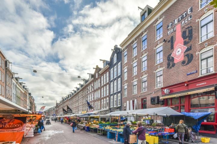 Albert Cuypstraat 132 I 1073 BJ, Amsterdam, Noord-Holland Nederland, 1 Slaapkamer Slaapkamers, ,1 BadkamerBadkamers,Appartement,Huur,Albert Cuypstraat ,1,1483