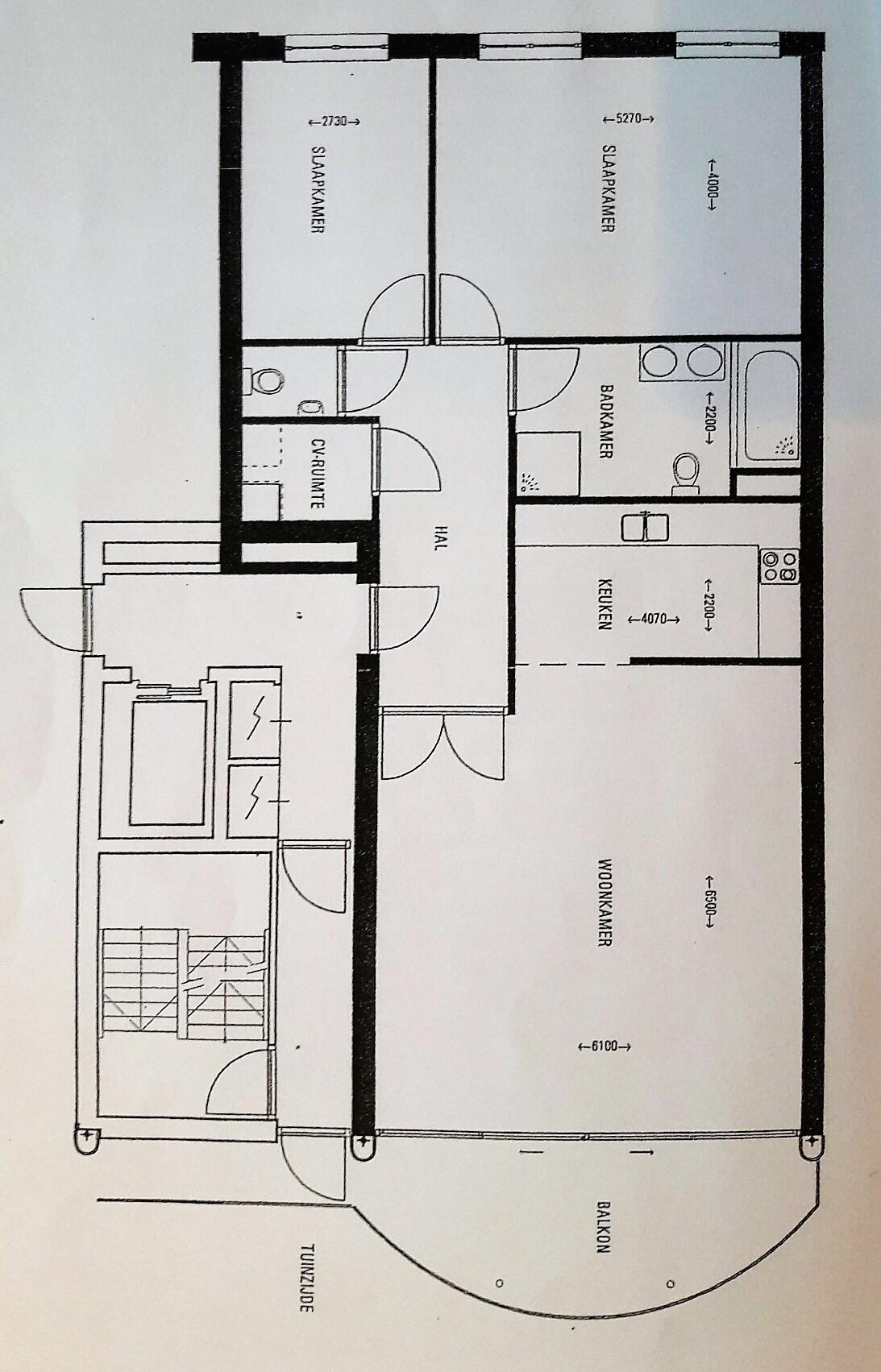 Pieter de Hoochstraat 7 G,Amsterdam,Noord-Holland Nederland,2 Bedrooms Bedrooms,1 BathroomBathrooms,Apartment,De Wending,Pieter de Hoochstraat,1,1054