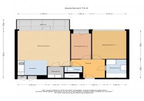 Termini 477 1025 XM, Amsterdam, Noord-Holland Nederland, 2 Slaapkamers Slaapkamers, ,1 BadkamerBadkamers,Appartement,Huur,Pulse,Termini,22,1548