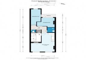 Elisabeth Wolffstraat 52 III 1053 TV, Amsterdam, Noord-Holland Nederland, 2 Slaapkamers Slaapkamers, ,1 BadkamerBadkamers,Appartement,Huur,Elisabeth Wolffstraat ,3,1574