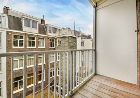 Albert Cuypstraat 203 C3, Amsterdam, Noord-Holland Nederland, 2 Slaapkamers Slaapkamers, ,1 BadkamerBadkamers,Appartement,Huur,Albert Cuypstraat,1585