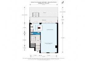 Valeriusstraat 40 huis, Amsterdam, Noord-Holland Nederland, 5 Slaapkamers Slaapkamers, ,2 BadkamersBadkamers,Appartement,Huur,Valeriusstraat,1063