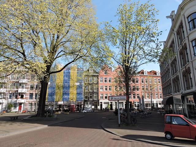 Zoutkeetsplein 8-II, Amsterdam, Noord-Holland Nederland, 2 Slaapkamers Slaapkamers, ,1 BadkamerBadkamers,Appartement,Huur,Zoutkeetsplein,1,1070